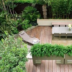家庭屋顶花园设计